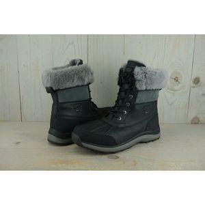 Shoes - UGG ADIRONDACK 3 III   BLACK    BOOTS US 12